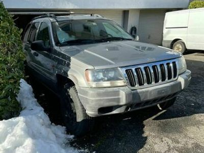 gebraucht Jeep Grand Cherokee Grandchiroco