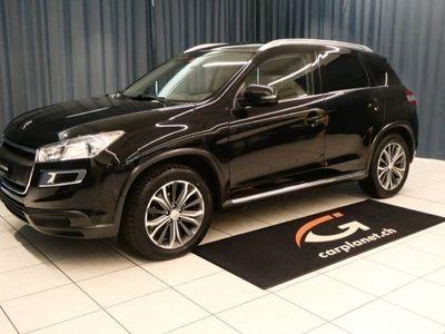 gebraucht Peugeot 4008 1.6 HDi 115 Allure S S