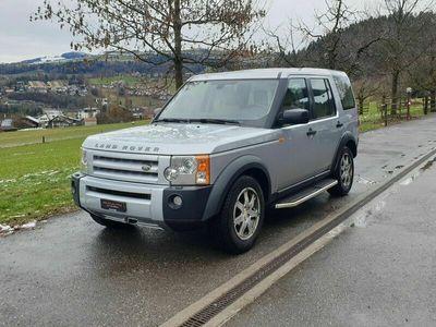 gebraucht Land Rover Discovery 2.7d V6 HSE Automatic (SUV / Geländewag