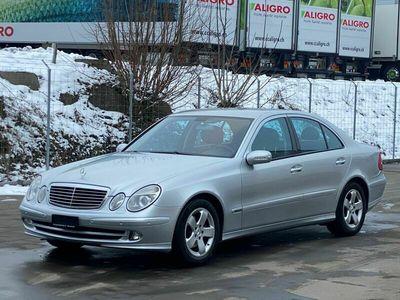 gebraucht Mercedes E280 E-KlasseAvantgarde