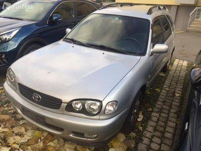 gebraucht Toyota Corolla Sportswagon 1.6 Linea Sol