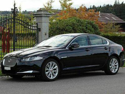 gebraucht Jaguar XF 2.2d Luxury (Preis verhandelbar)