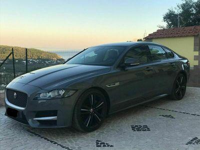 gebraucht Jaguar XF  R-Sport, 2.0 L Diesel 180 PS