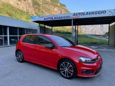 gebraucht VW Golf 1.6 TDI R-Line Design 4Motion