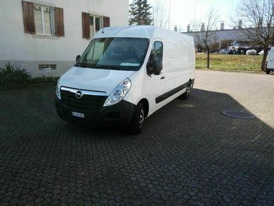 gebraucht Opel Movano Movano 2.3 CDTI L3H2 125 PS2.3 CDTI L3H2 125 PS