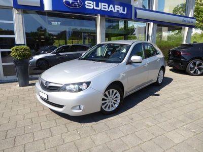 gebraucht Subaru Impreza 2.0 R Swiss