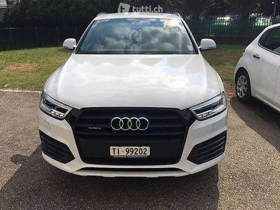 gebraucht Audi Q3 Quattro TDI S Line