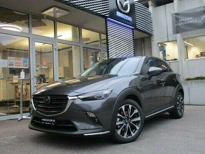 gebraucht Mazda CX-3 G 121 Revolution