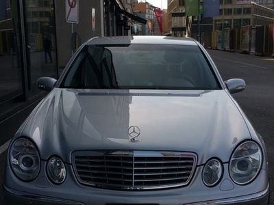 gebraucht Mercedes E320 E-Klasse MercedesElegance