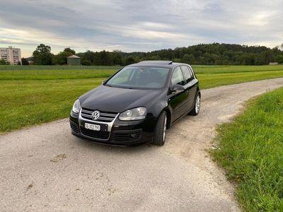 gebraucht VW Golf V GT R-line