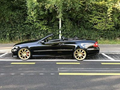 gebraucht Mercedes CLK350 CLK Mercedes7G.troni Cabrio