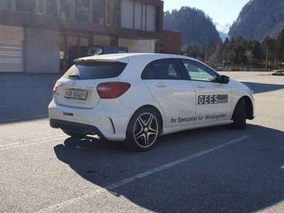 gebraucht Mercedes A250 A-Klasse4m