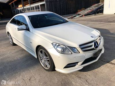 gebraucht Mercedes E250 - BenzCDI