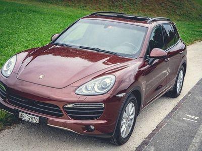 gebraucht Porsche Cayenne S E-Hybrid Cayenne S Hybrid