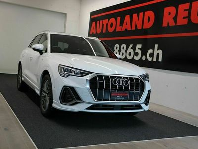 gebraucht Audi Q3 45 TFSI S line quattro S-tronic