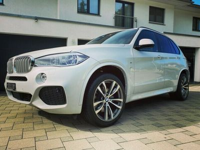 gebraucht BMW X5 X5 xDrive 40d SteptronicxDrive 40d Steptronic