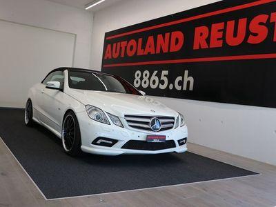 gebraucht Mercedes E350 CGI AMG BlueEfficiency 7G-Tronic