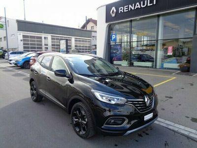gebraucht Renault Kadjar Black Edition TCe 160 EDC P