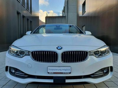 gebraucht BMW 428 i Cabriolet xDrive Luxury Line Steptronic