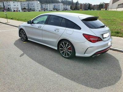 gebraucht Mercedes CLA250 Shooting Brake CLA-Klasse Sport 4MATIC
