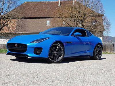 gebraucht Jaguar F-Type Coupé 3.0 V6 R-Dynamic AWD