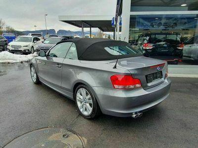 gebraucht BMW 125 Cabriolet