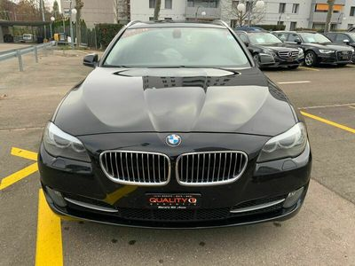 gebraucht BMW 520 5er d Touring Schaltgetriebe Manuell