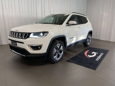 gebraucht Jeep Compass 1.4 MultiAir Limited AWD