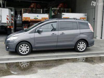 gebraucht Mazda 5 2,0 16V Exclusive