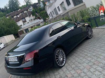 gebraucht Mercedes E220 E-Klasse Mercedes benz