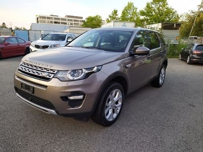 gebraucht Land Rover Discovery Sport 2.0 TD4 HSE