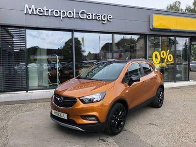 gebraucht Opel Mokka X 1.4T 4x4 Black Edition