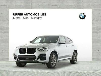 gebraucht BMW X4 xDrive 48V 20d M Sport Steptronic