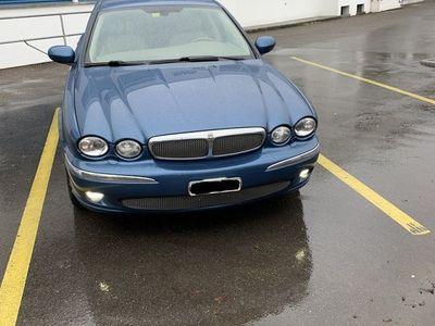 gebraucht Jaguar X-type X-Type Zum Verkaufen sehr gepflegter3.0L V6 Executiv