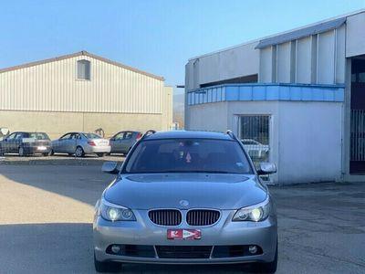 gebraucht BMW 525  d Touring