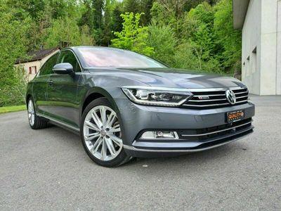 gebraucht VW Passat 2.0 TSI BMT Highline 4Motion DSG