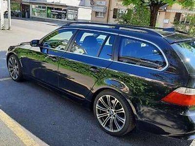gebraucht BMW 525 5erDiesel frisch MFK