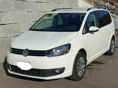 gebraucht VW Touran 1.4 Ecofuel /Erdgas