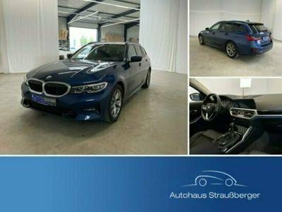 gebraucht BMW 320 d Navi AHK Kamera HiFi LED WLAN NP:58.000€