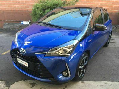 gebraucht Toyota Yaris 1.5 VVT-i Hybrid Premium e-CVT
