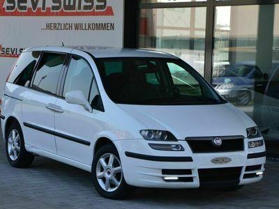 gebraucht Fiat Ulysse Ulysse 2.2 16V JTD Admiral Automatic (Kompaktvan / Mini2.2 16V JTD Admiral Automatic (Kompaktvan / Mini