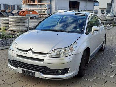 gebraucht Citroën C4 Coupé 1.6i 16V VTR