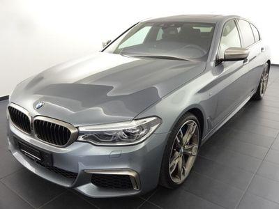 gebraucht BMW M550 d xDrive