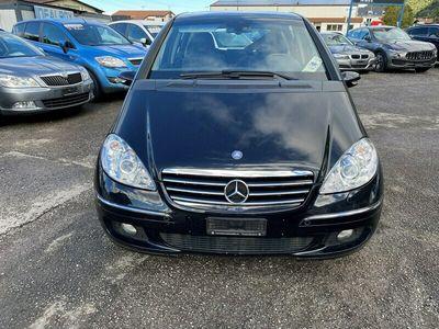 gebraucht Mercedes A200 Avantgarde