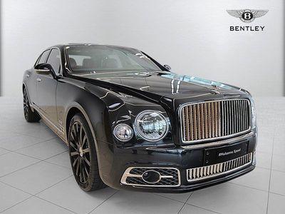 gebraucht Bentley Mulsanne Speed WO Edition 1 of 100