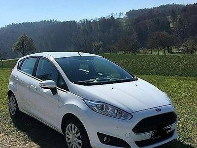 gebraucht Ford Fiesta 1.0 SCTi Titanium Automat