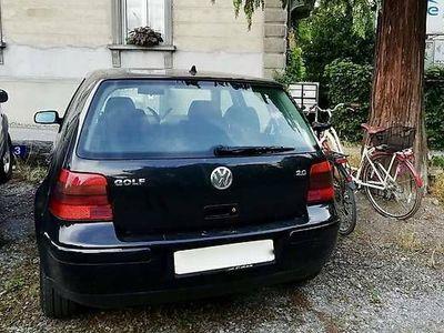 gebraucht VW Golf Golf TurboPräsidentenlimousine an Bastler abzugeben - VhB