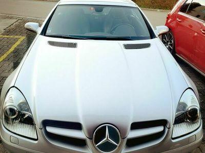 gebraucht Mercedes SLK350 SLK Mercedes cabrio SLK 350 ab MFK 01/2021 SLK Mercedes cabrioab MFK 01/2021