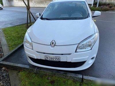 gebraucht Renault Mégane MéganeGrandtourer 1.5 Diesel. 2012