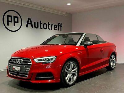 gebraucht Audi S3 Cabriolet S3 Cabriolet 2.0 TFSI quattro S-tronic 2.0 TFSI quattro S-tronic